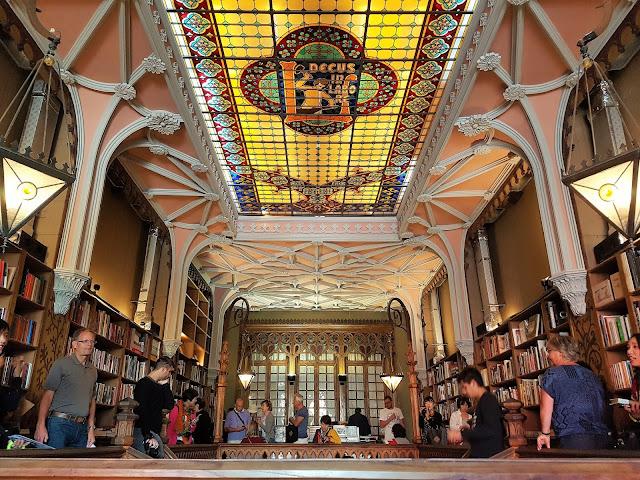 världens vackraste bokaffär