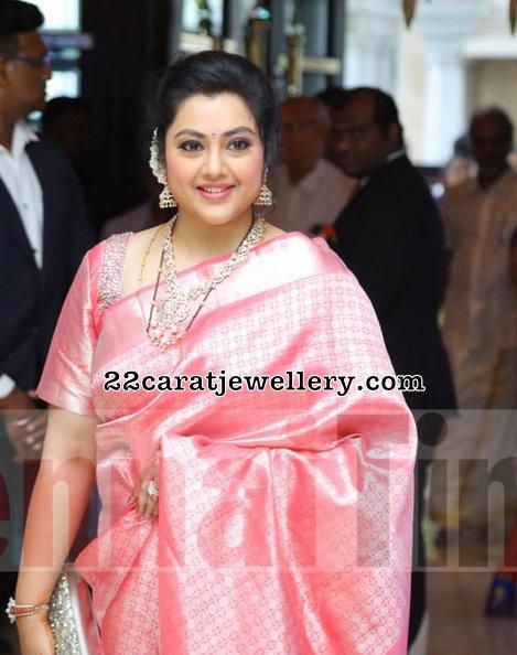 Meena at Soundharya Rajinikanth Wedding