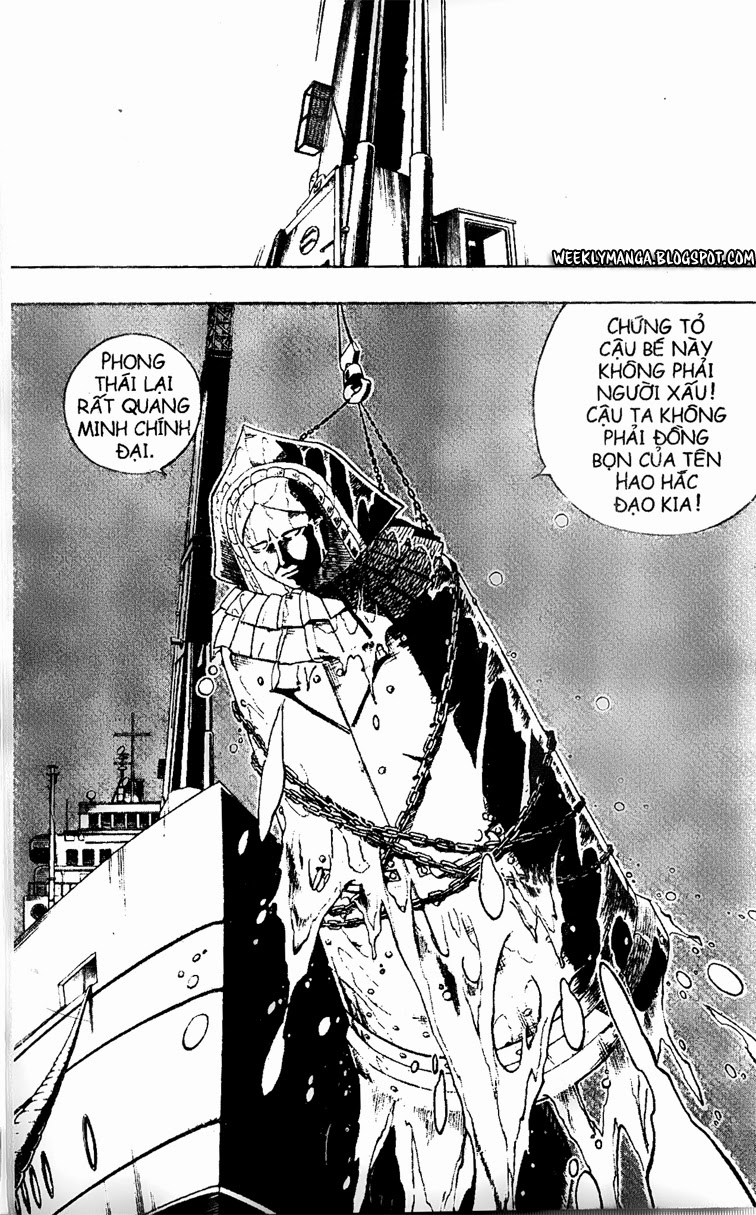 Shaman King [Vua pháp thuật] chap 136 trang 16
