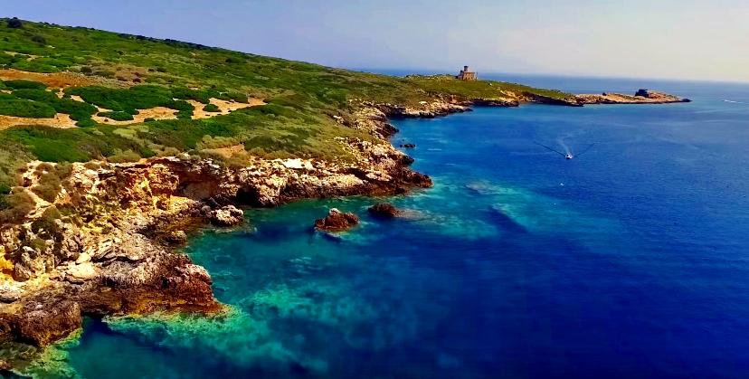 Fotografia Isole Tremiti panorama