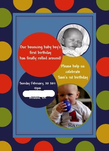 Sheek Shindigs A Bouncing Baby Boy S 1st Birthday Celebration
