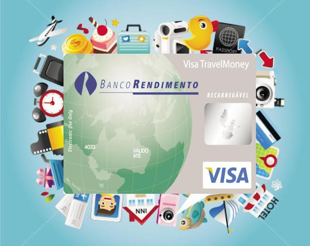 Travel Money/Travel Card, você conhece?