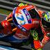 Baldassarri marca la pauta en el debut de Triumph en Moto2