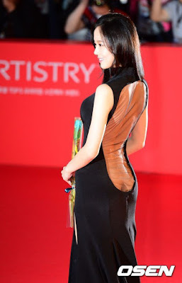 Kang Han Na Red Carpet