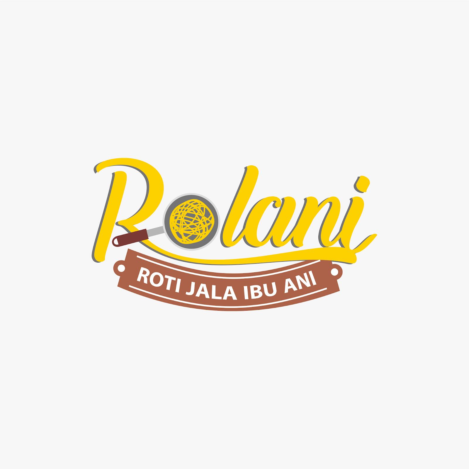 Desain Logo Bisnis Roti Jala Kebun Design Branding Graphic