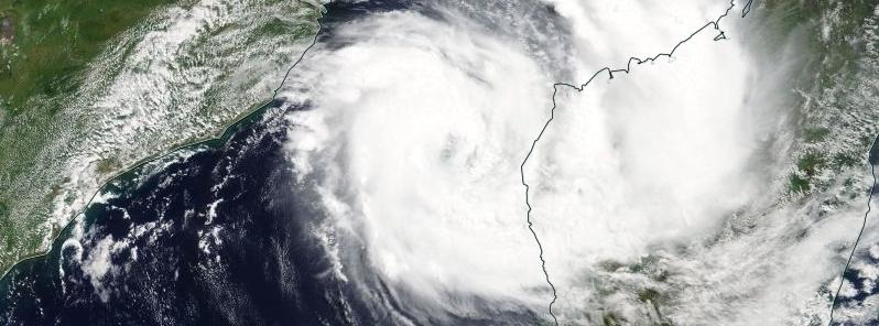 """7 muertos, 4 242 desplazados y 32 222 afectados como ciclón tropical """"Idai"""" se forma en el canal de Mozambique"""