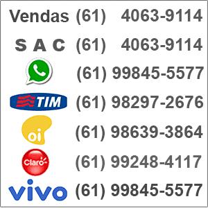 Telefones para contato Planos de Saúde Brasília DF