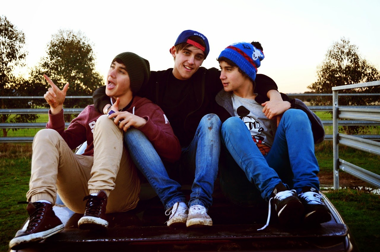 Twins, Triplets, Brothers, Cousins, Etc.: The Brooks Twins