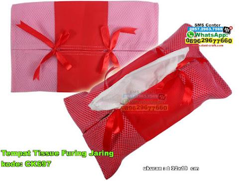 Tempat Tissue Furing Jaring
