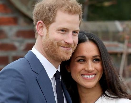 Meghan Markle will be baptized into the Church of England before her wedding to Prince Harry