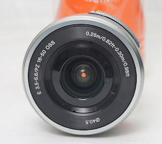 Jual Lensa Sony 16-50mm E-Mount Bekas