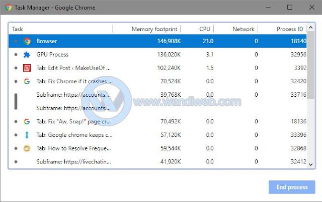 Google Chrome vs. Firefox Quantum, Mana Browser yang Terbaik? - WandiWeb