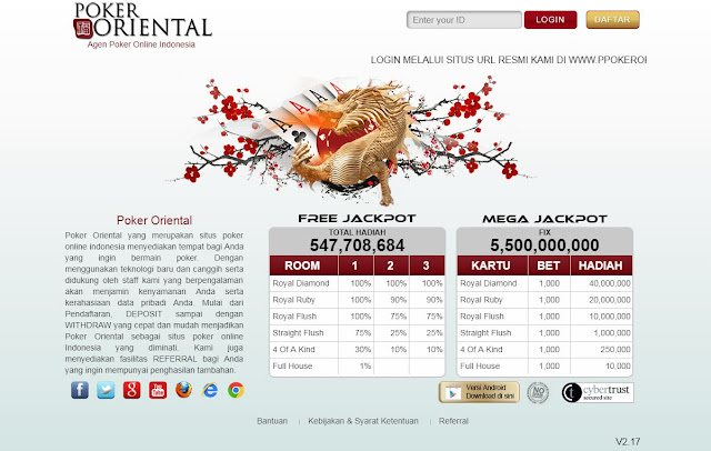 Link Alternatif POKERORIENTAL
