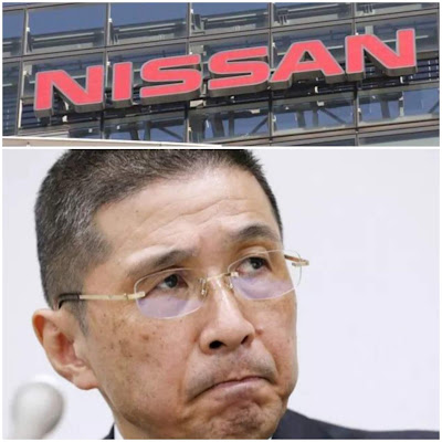 هيروتو سايكاوا رئيس نيسان يقدم استقالته