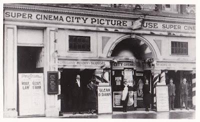 Kirk's Cinema