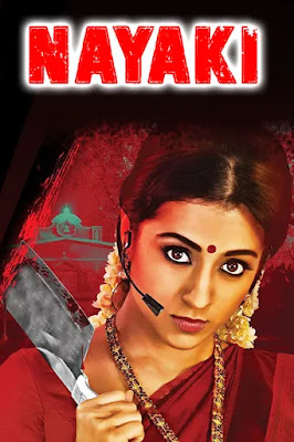 Nayaki (2016) Hindi Dubbed 480p WEB-DL 300MB
