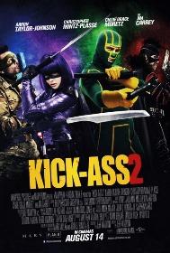 Kick-Ass 2 con un par