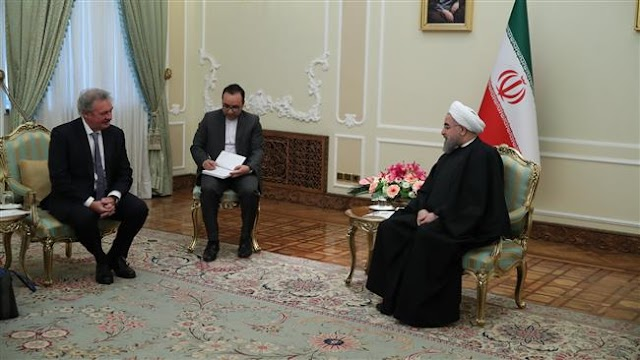 Iran, Luxemburg stress observance of nuclear deal