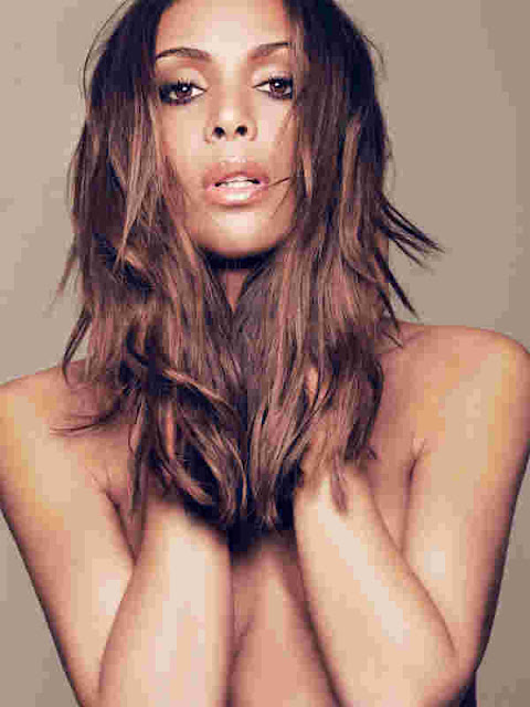 Ines Rau seorang model transgender yang sukses sebagai model