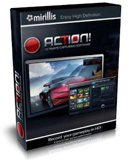 Mirillis Action! 2.0.2.0 Nuevo Parche (Español)(El mejor capturapantalla)