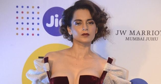 Kangana Ranaut at MAMI Mumbai Festival 2017 Opening Night