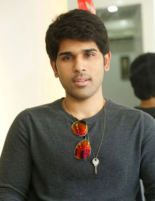Allu Shirish Face Change