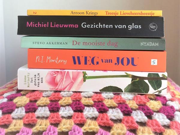 Onze favoriete (voorlees)boeken deze maand