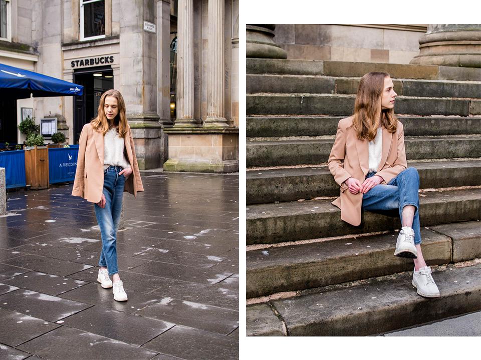 Minimal and chic Scandinavian fashion blogger outfit - Minimalistinen skandinaavinen tyyli, muotibloggaaja, asuinspiraatio