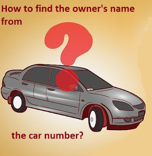 How-to-find-the-owner-name-from-the-car-number