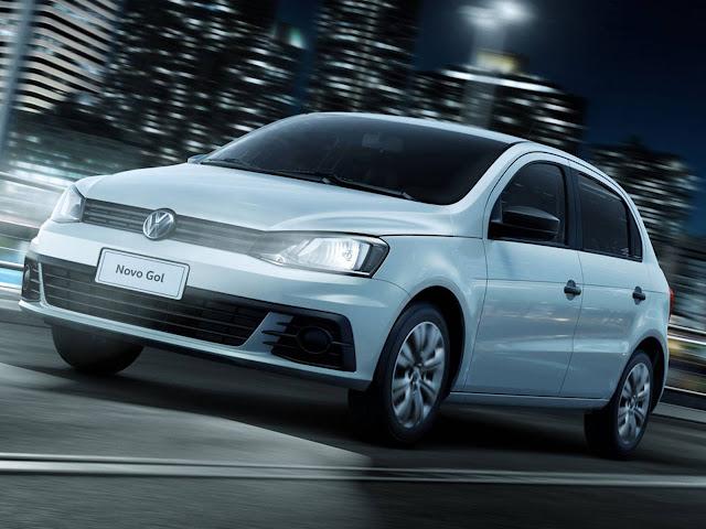 VW Gol 1.6 Trendline