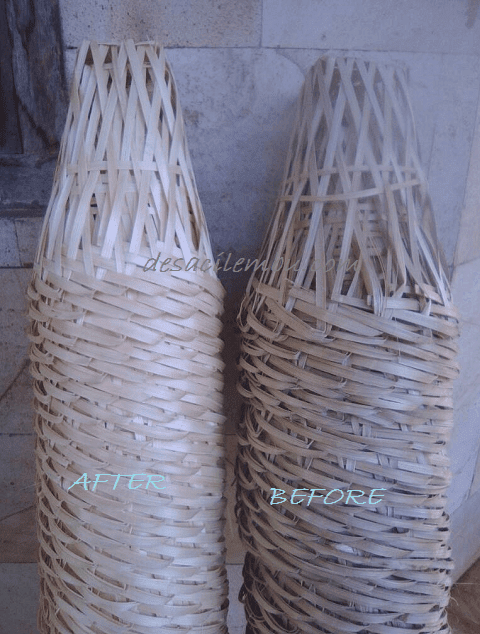 Perbedaan Kemasan Bambu kami dengan yang lain