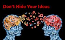 Don T Hide Ideas - Style 2 Score