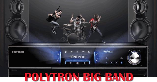 Harga Polytron Big Band