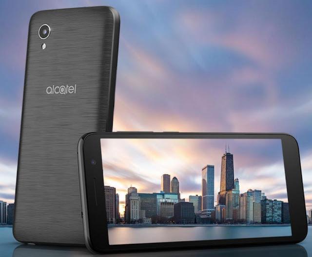 Alcatel 1 es el Smartphone más económico de Alcatel.