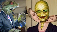 Lizard People Video