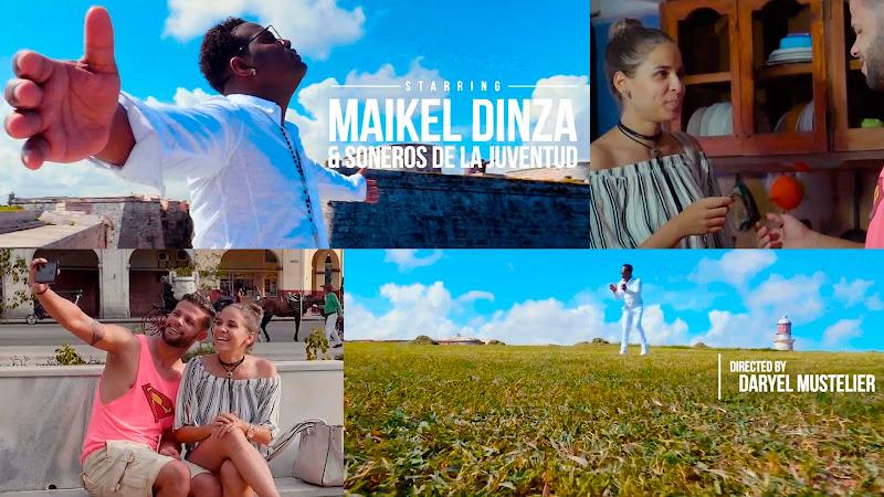 Maikel Dinza - ¨Quisiera¨ - Videoclip - Director: Daryel Mustelier. Portal del Vídeo Clip Cubano