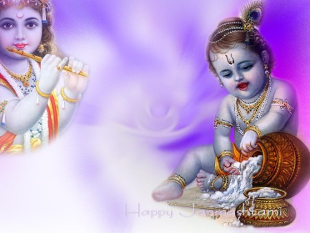 lord bal krishna wallpapers hd