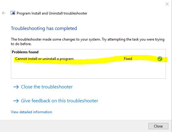 Cara menghapus aplikasi yang tidak terbaca atau tidak bisa di hapus di Windows