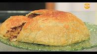 طريقة عمل قالب الأرز بالعجين مع غادة التلي في زعفران و فانيلا