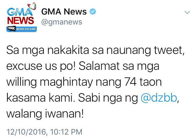 VIRAL: GMA's Post About Christmas Makes Netizens Sad And THIS Is The Reason Why!