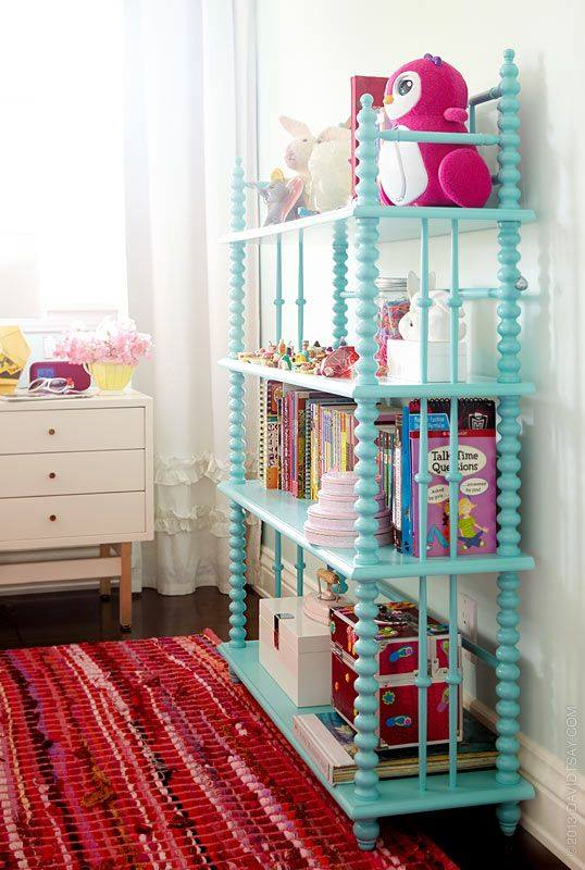 20 Cute Girls Bedroom Shelves - Decor Units