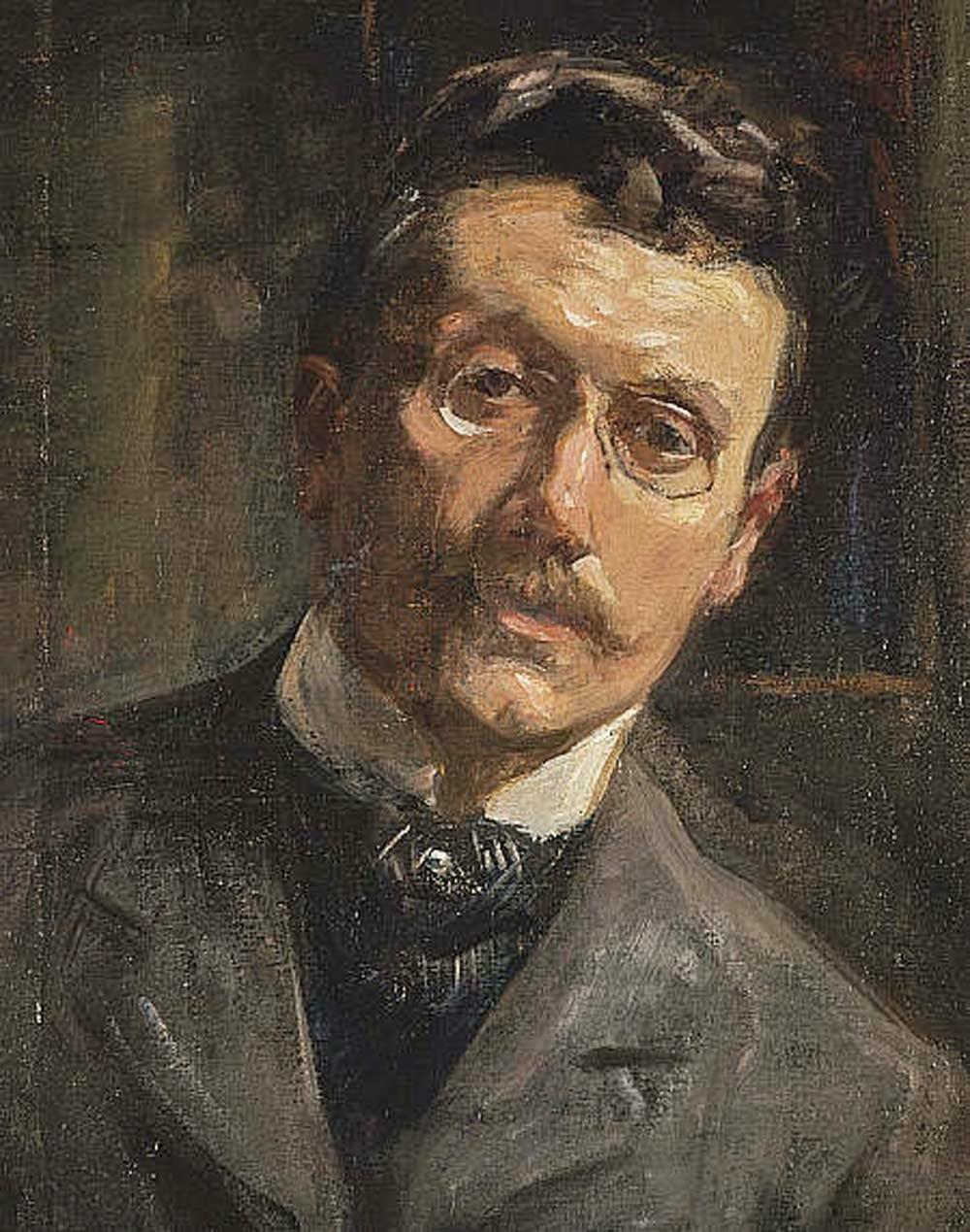 Alexander Ignatius Roche, Portraits of Painters, Fine arts, Self-Portraits