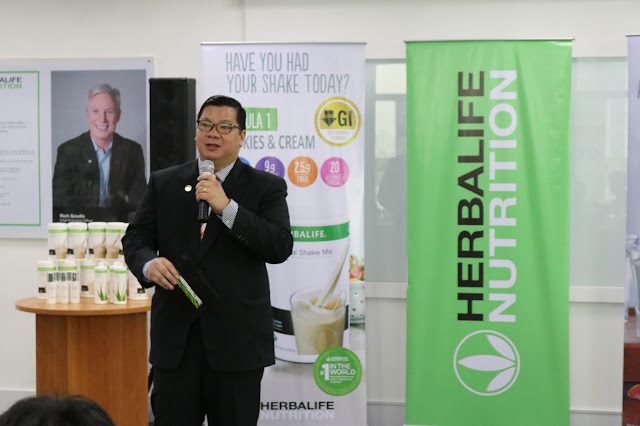 Herbalife Nutrition Launches New Tastes of Formula 1 Shake Cookies and Cream, Herbal Aloe Concentrate Mandarin in The Philippines