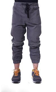 Warrior | Celana Panjang Pria HRCN Original