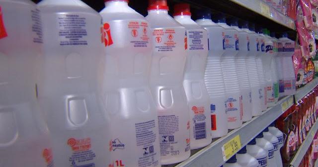 Álcool de supermercado não pode ser usado em carros