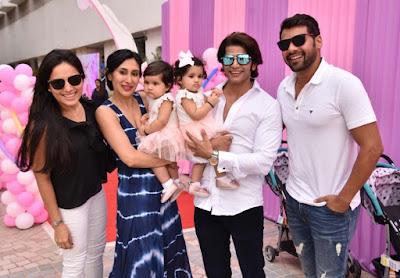 karanvir-bohra-teejay-sidhu-celebrated-their-kids-1st-birthday-22nd-oct