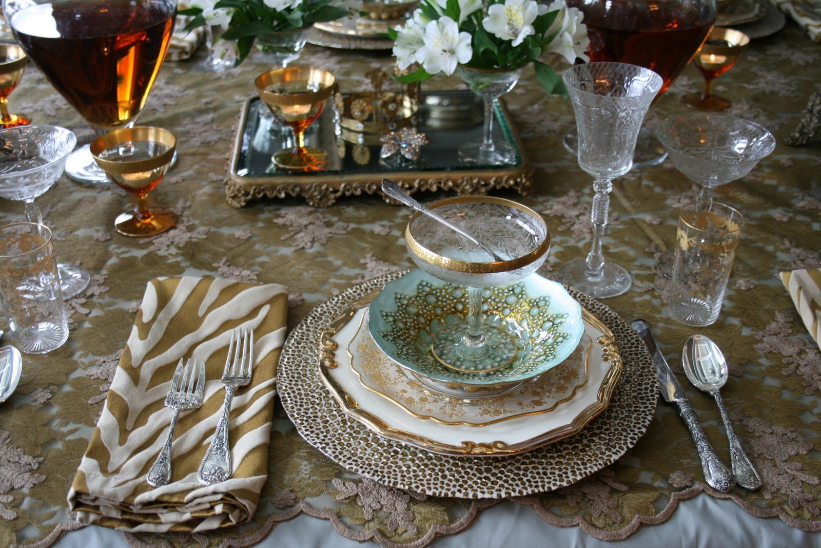 Romancing the Home: A Royal Dinner Party