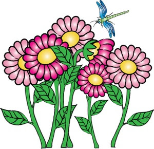 flowers for flower lovers.: Flowers clip arts.