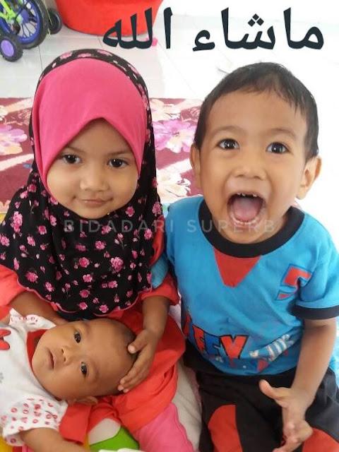 Anak Buah Keenam | Second Princess!