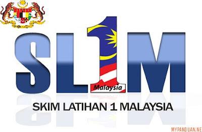 Borang Pendaftaran SL1M Skim Latihan 1Malaysia 2018 Online